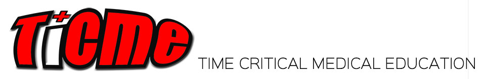 TiCME Time Critical Medical Education
