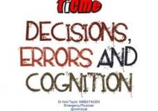 Decisions Errors and Cognition Part 3: Avoiding Errors